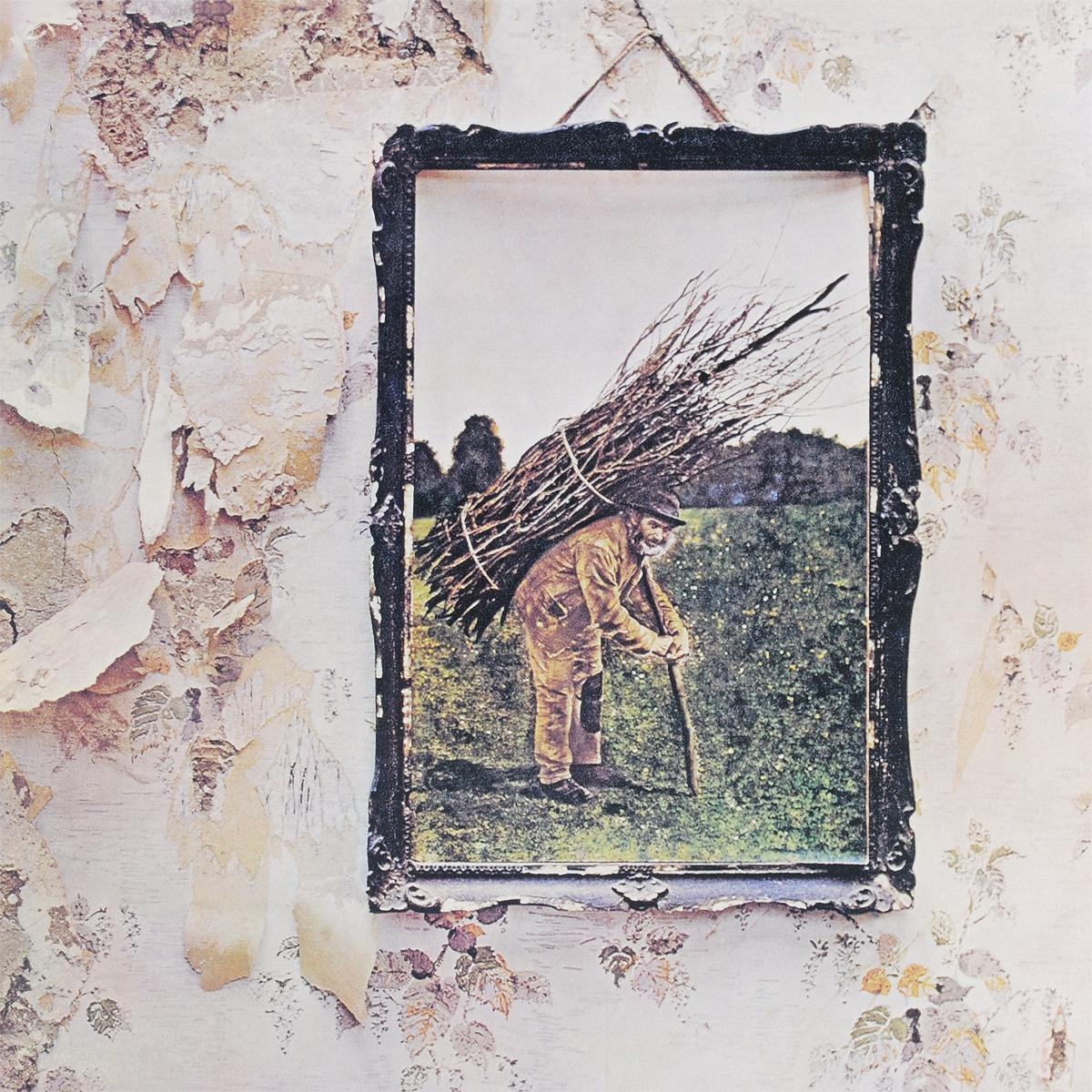 Led Zeppelin Led Zeppelin. IV (2 LP) lp 338