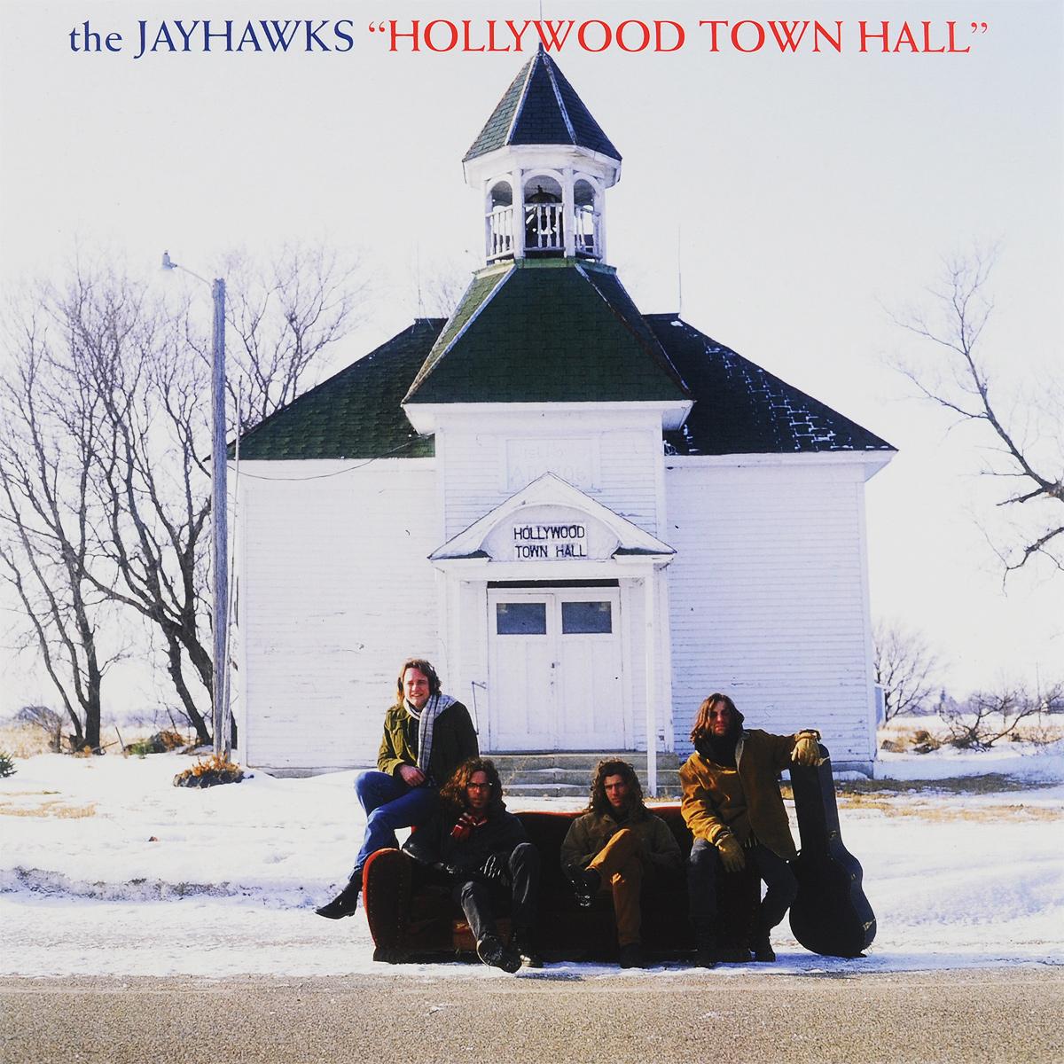 The Jayhawks The Jayhawks. Hollywood Town Hall (LP) the jayhawks the jayhawks sound of lies