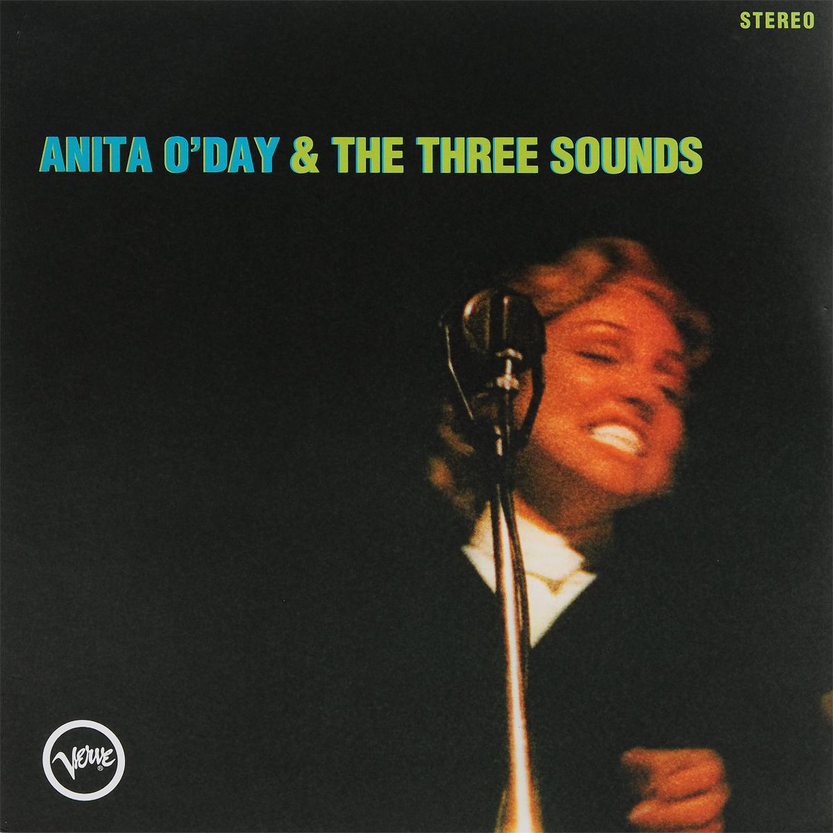 Anita O'Day & The Three Sounds (LP)