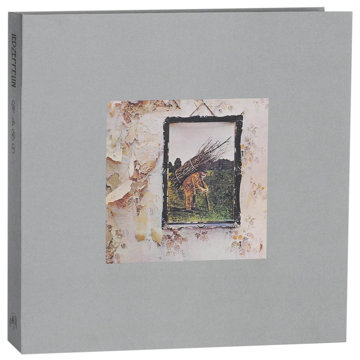 Led Zeppelin Led Zeppelin. IV. Super Deluxe Edition (2 LP + 2 CD) led zeppelin led zeppelin presence super deluxe edition box set 2 cd 2 lp