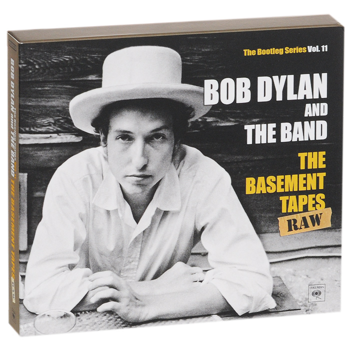 Bob Dylan And The Band Bob Dylan and the Band. The Basement Tapes Raw: The Basement Tapes (2 CD) knot band raw trim straw hat