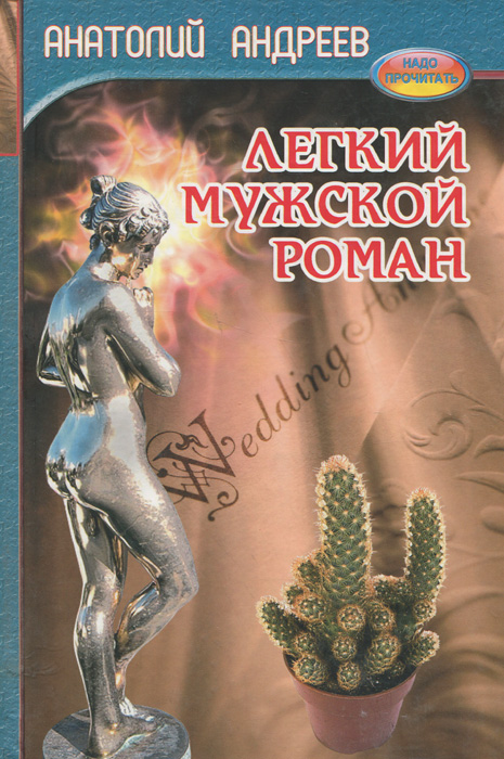 Анатолий Андреев Легкий мужской роман