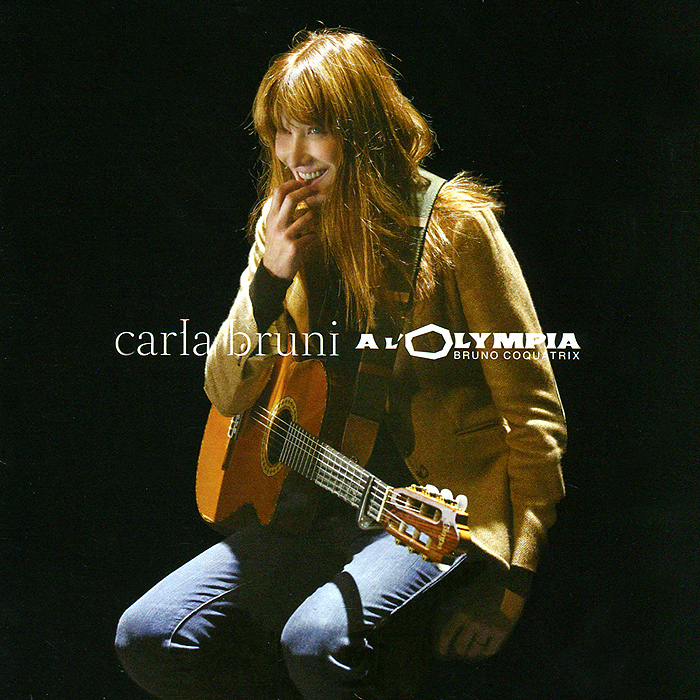 Карла Бруни Carla Bruni. A L'Olympia (CD + DVD) carla bruni carla bruni french touch