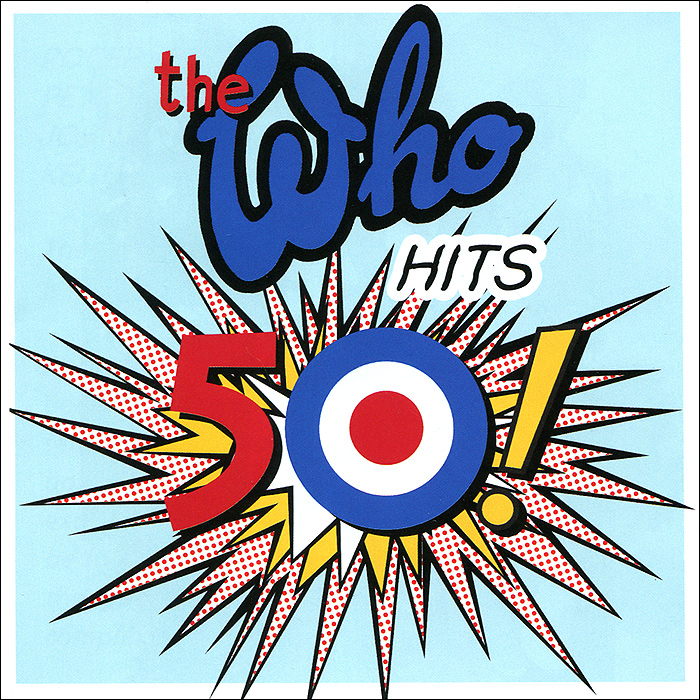 The Who The Who. Hits 50! Deluxe Edition (2 CD) club hits hear the boom 2 cd