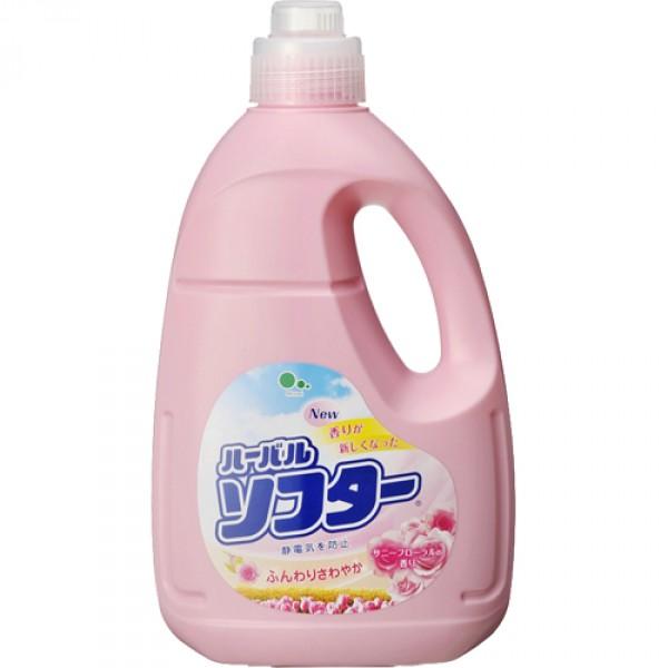 """Кондиционер для белья """"Mitsuei"""", с ароматом белых цветов, 2 л"""