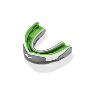 """Капа одночелюстная Everlast """"EverGel"""", взрослая, цвет: серый, белый, зеленый"""