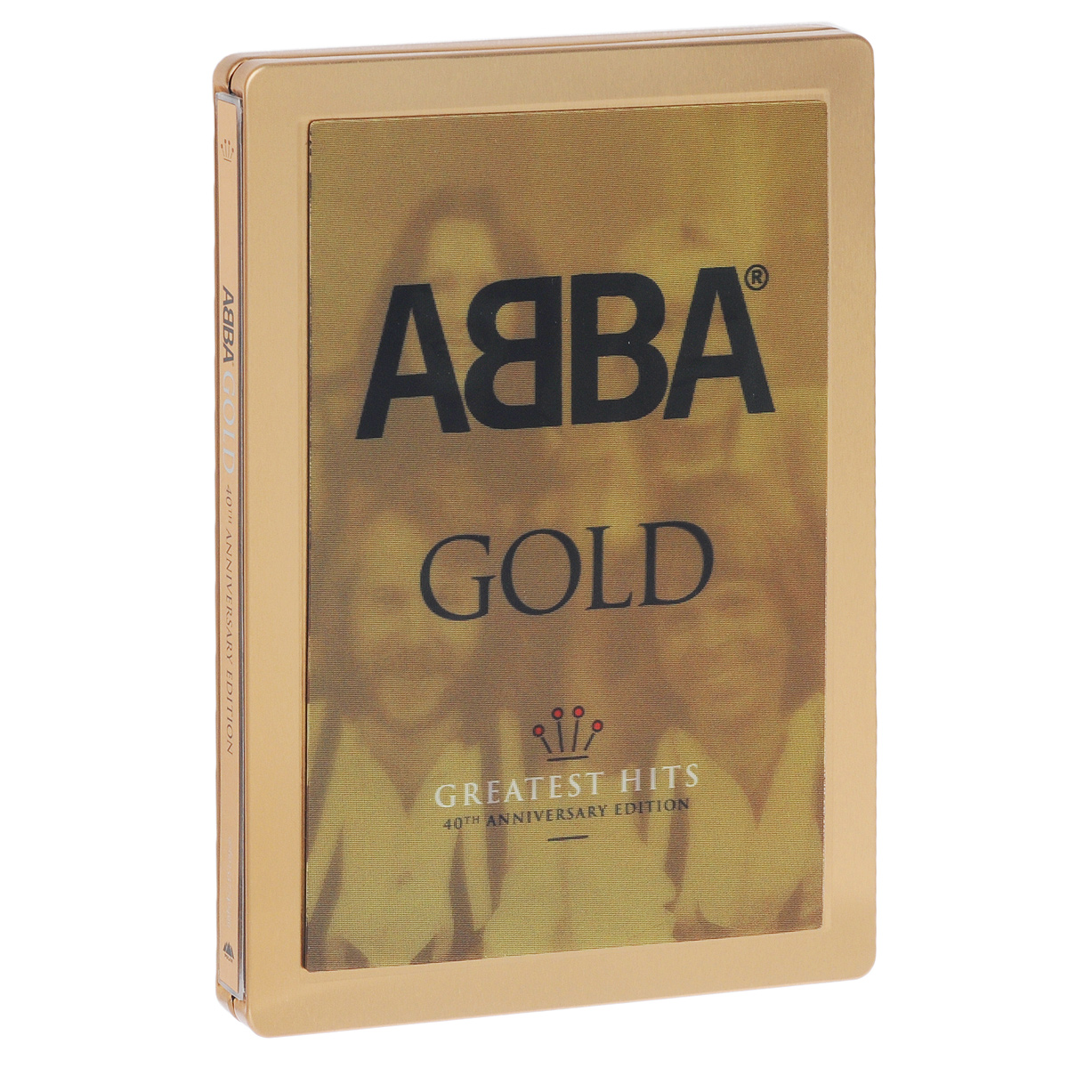 ABBA ABBA. Gold 40th Anniversary Edition (3 CD) abba abba the albums 9 cd