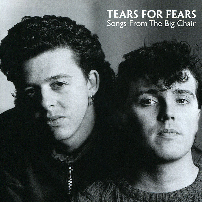 Tears For Fears Tears For Fears. Songs From The Big Chair tears for fears tears for fears songs from the big chair lp