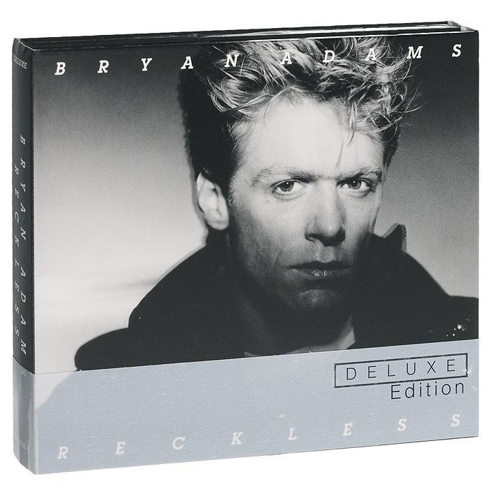 Брайан Адамс Bryan Adams. Reckless. Deluxe Edition (2 CD) weezer weezer weezer deluxe edition 2 cd