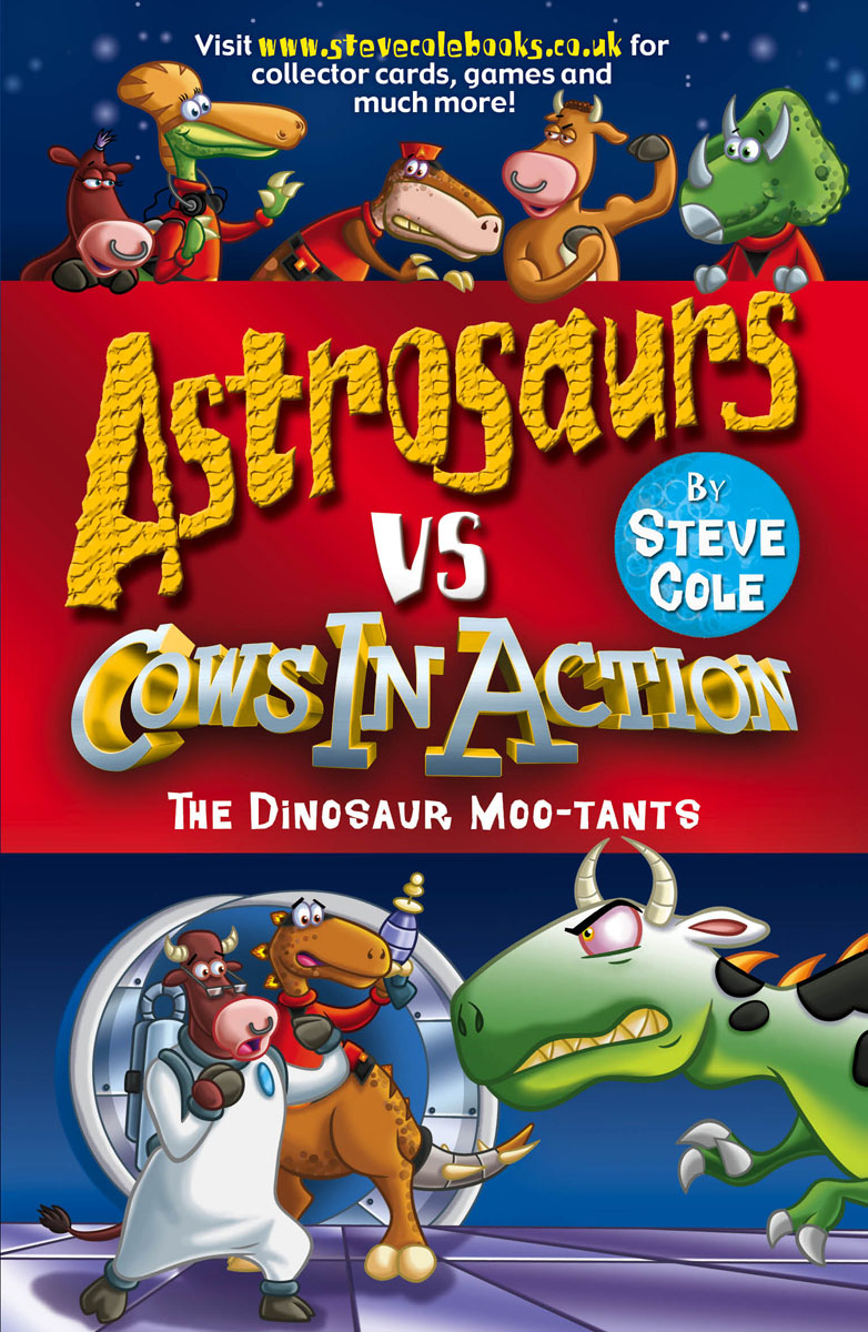 Astrosaurs Vs Cows In Action: The Dinosaur Moo-tants [show z store] new transformation kubianbao kbb mp11 starscream action figure 23cm