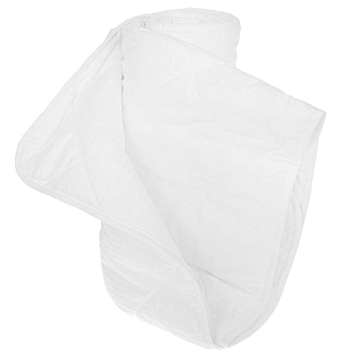 Одеяло облегченное OL-Tex Богема, наполнитель: микроволокно OL-Tex, цвет: белый, 200 см х 220 см одеяло марсель ol tex облегченное 200х220 см