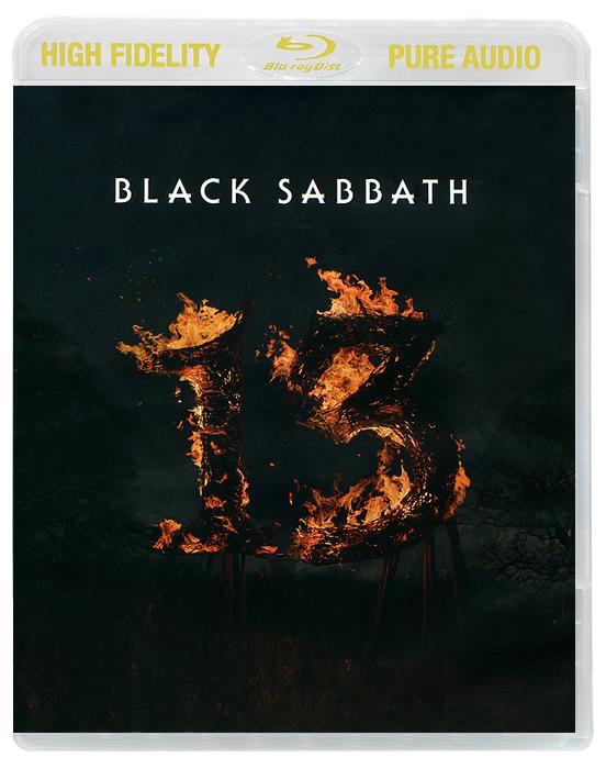 Black Sabbath Black Sabbath. 13 (Blu-Ray Audio) prague sinfonia кристиан бенда rossini complete overtures 2 blu ray audio