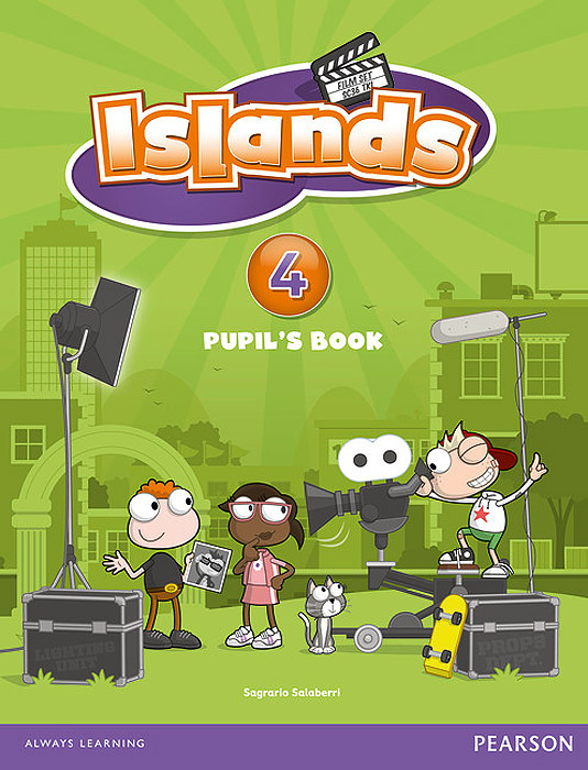 Islands: Level 4: Pupil's Book: Power by Poptropica islands level 3 pupil s book access code
