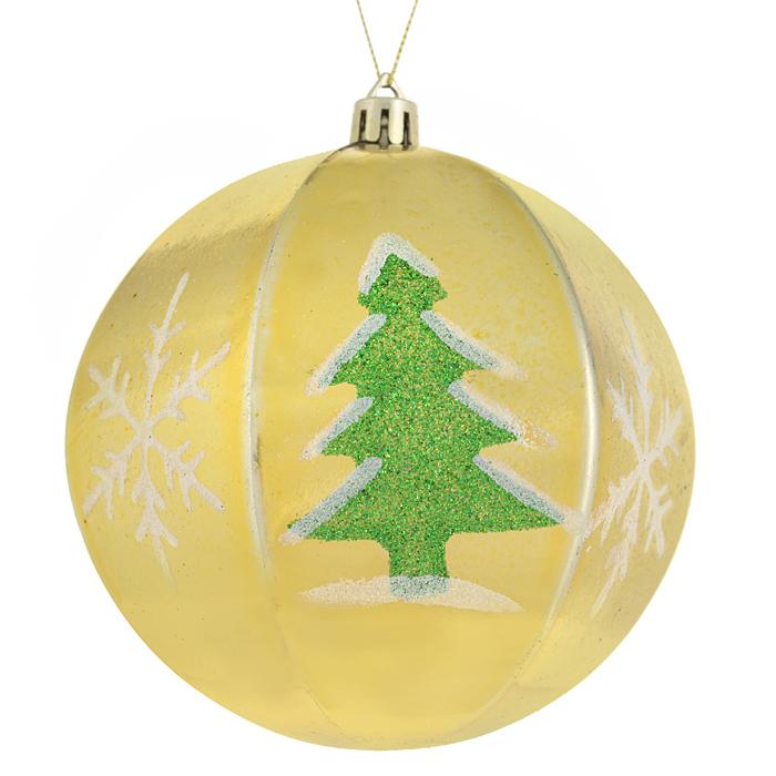 цена на Набор новогодних подвесных украшений Sima-land