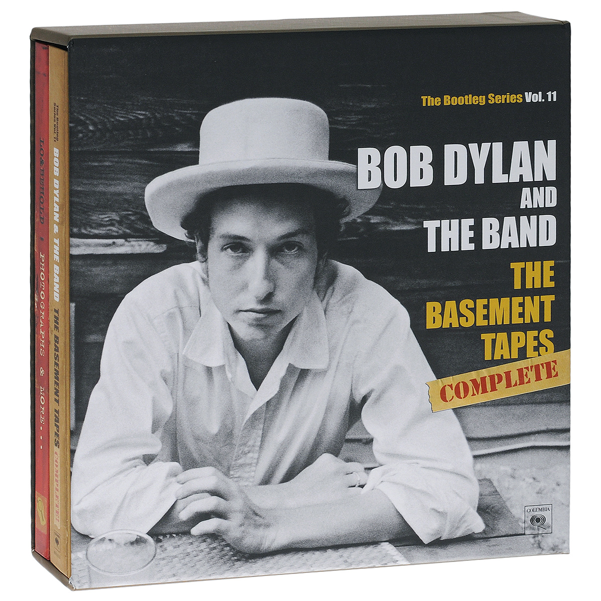 Bob Dylan And The Band Bob Dylan and The Band. The Bootleg Series Vol. 11: The Basement Tapes Complete. Limited Deluxe Edition (6 CD) ludwig dylan intentionality information and consciousness