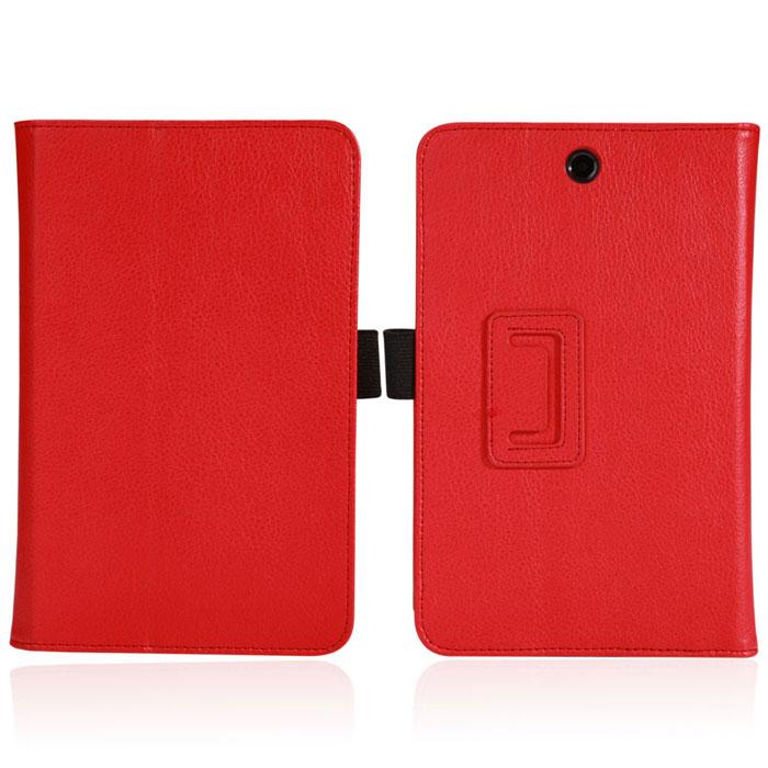 IT Baggage чехол для Lenovo Tab 7 A7-50 (A3500), Red чехол it baggage для планшета lenovo tab a7 50 a3500 7 искуственная кожа белый itlna3502 0