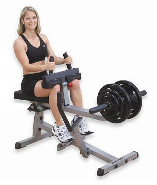 Голень сидя Body Solid GSCR-349 голень машина bronze gym d 017