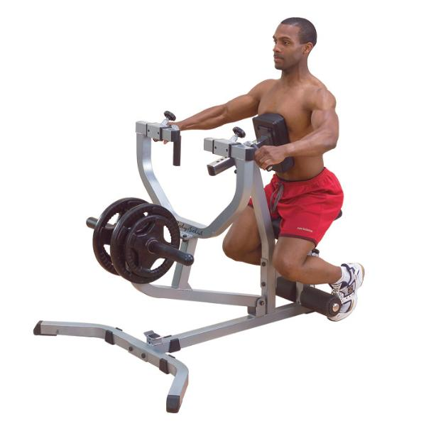 Тяга к себе сидя с упором в грудь Body Solid GSRM-40 мультижим от груди верхняя тяга body solid body solid produal dpls sf