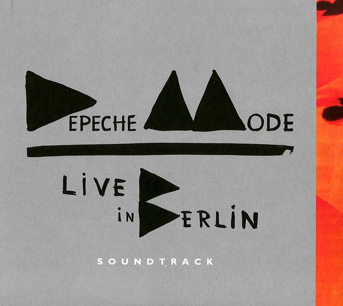 Depeche Mode Depeche Mode. Live in Berlin Soundtrack (2 CD) yello live in berlin