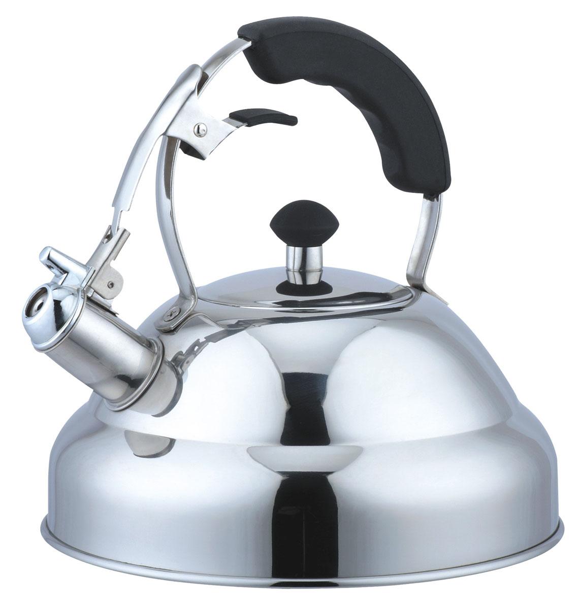 Чайник Bekker Koch со свистком, 3 л. BK-S453 чайник bekker koch со свистком 4 л bk s478