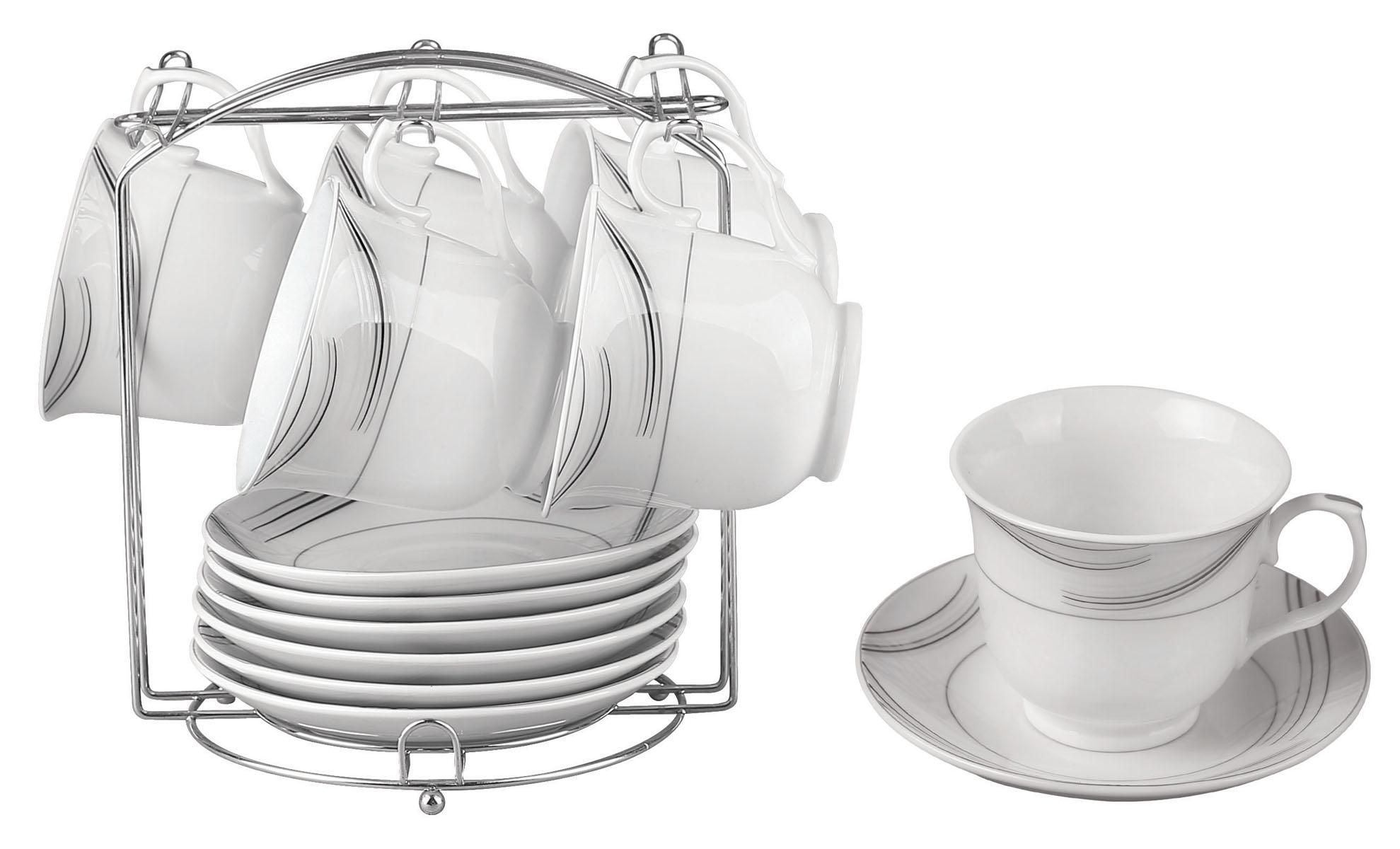 Набор чайный Bekker, 13 предметов. BK-6803 (8) чайный набор alex в горошек металлическая 705pd