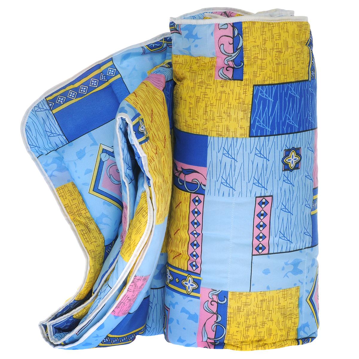 """Одеяло облегченное OL-Tex """"Miotex"""", наполнитель: полиэфирное волокно Holfiteks, 220 х 200 см, в ассортименте"""