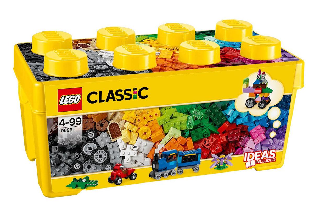 LEGO Classic 10696 Набор для творчества среднего размера Конструктор