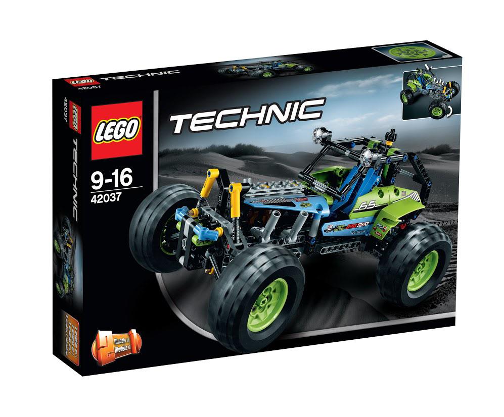 LEGO Technic Конструктор Внедорожник 42037