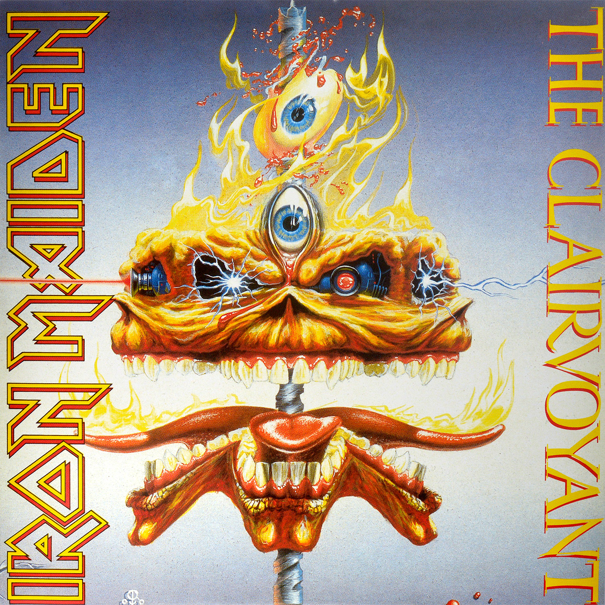 Iron Maiden Iron Maiden. The Clairvoyant (LP) the clairvoyant s glasses