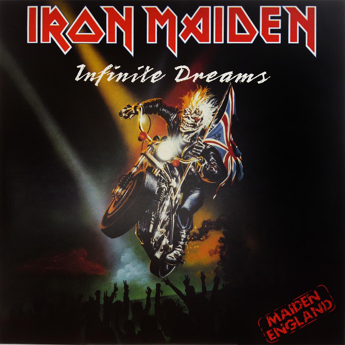 Iron Maiden Iron Maiden. Infinite Dreams (LP) кендрик ламар kendrick lamar damn 2 lp