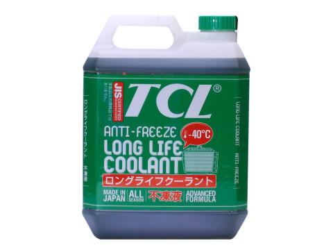 """Антифриз TCL """"LLC"""", готовый, цвет: зеленый, 4 л"""