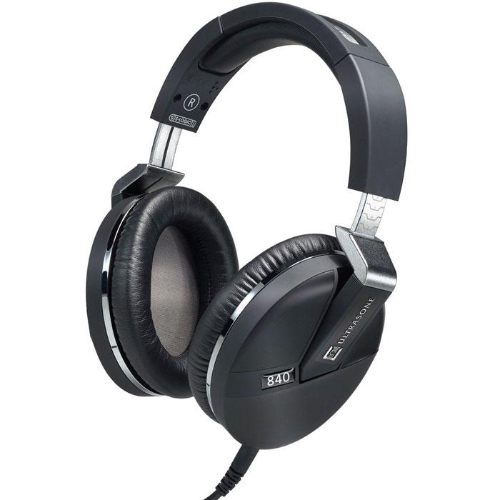 Наушники Ultrasone Performance 840, черный, серебристый