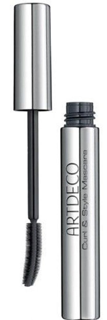 Artdeco Тушь для ресниц Curl & Style, оттенок 10 (черный), 8 мл тушь для ресниц artdeco artdeco ar035lwmsx14