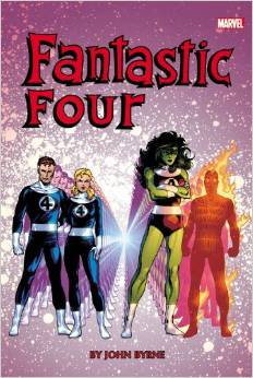 Fantastic Four by John Byrne Omnibus. Volume 2 fantastic four by matt fraction omnibus