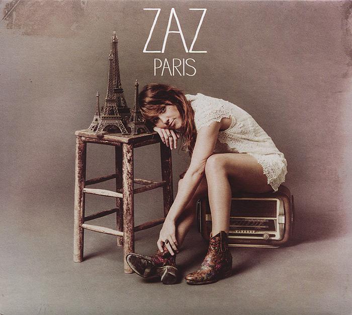 Фото - Zaz Zaz. Paris. Limited Edition (CD + DVD) zaz zaz paris encore cd dvd