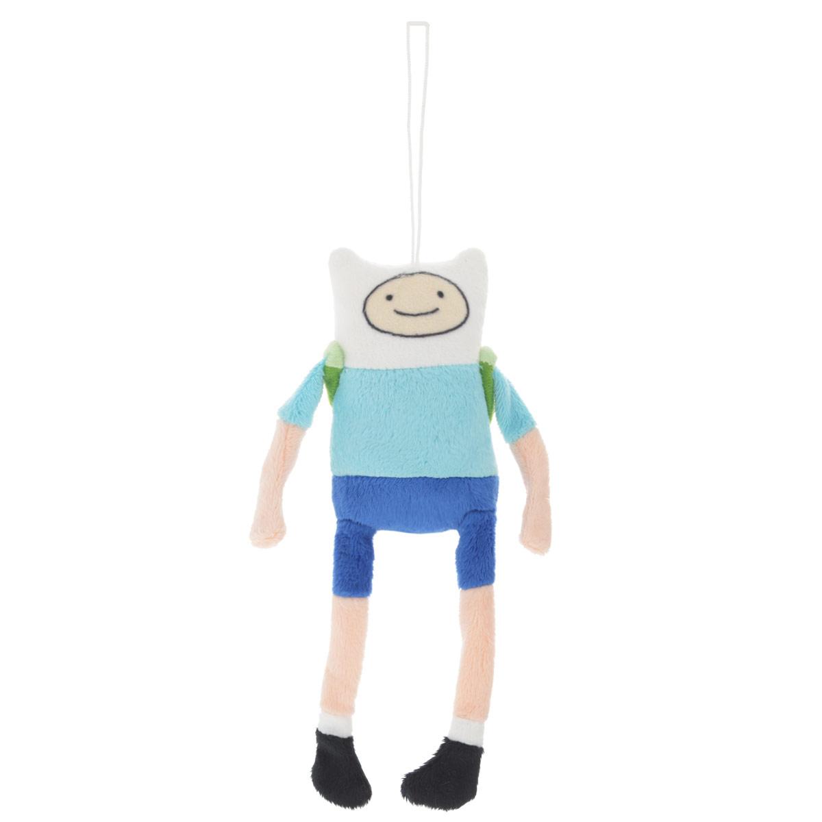 Мягкая игрушка Adventure Time FABU0 голубой футболка wearcraft premium printio время приключений adventure time