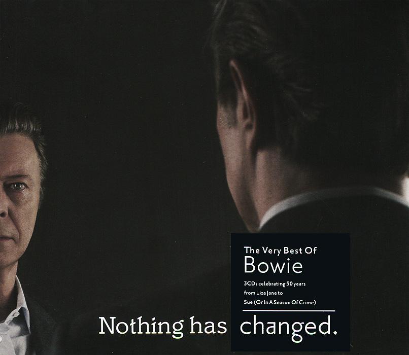 Дэвид Боуи David Bowie. Nothing Has Changed (3 CD) david dresden cd
