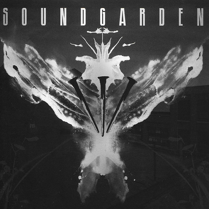 Soundgarden Soundgarden. Echo Of Miles. Scattered Tracks Across soundgarden soundgarden badmotorfinger 2 lp