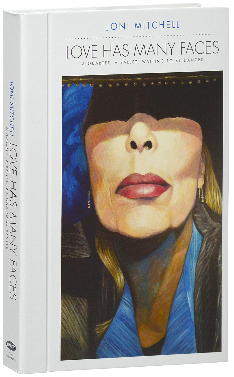 Джони Митчелл Joni Mitchell. Love Has Many Faces. A Quartet, A Ballet, Waiting To Be Danced (4 CD) джони митчелл joni mitchell taming the tiger