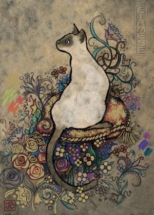 Пазлы 29610 Сиамская кошка,1000 деталей, HEYE heye пазлы heye котенок под радугой 500 деталей с фольгой