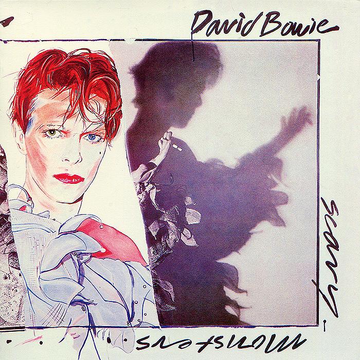 Дэвид Боуи David Bowie. Scary Monsters