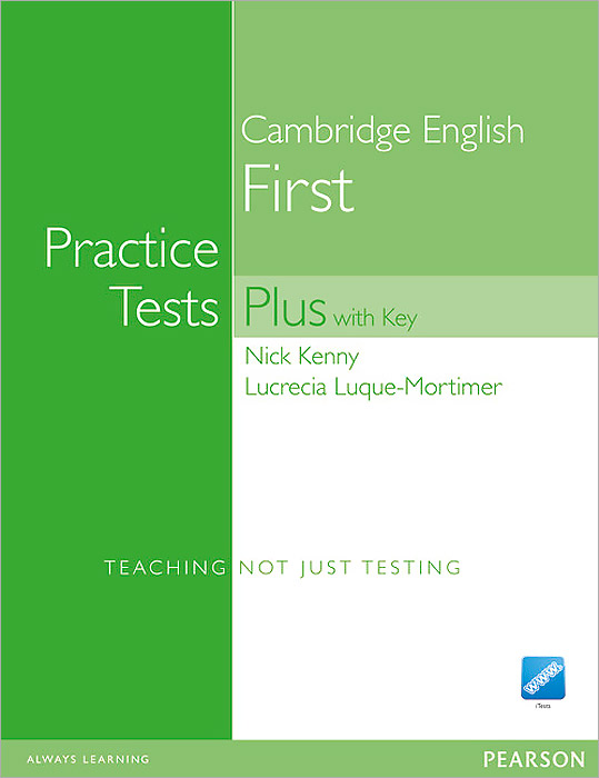 Cambridge English: First Practice Tests Plus with Key (+ CD-ROM) movers practice tests cd rom