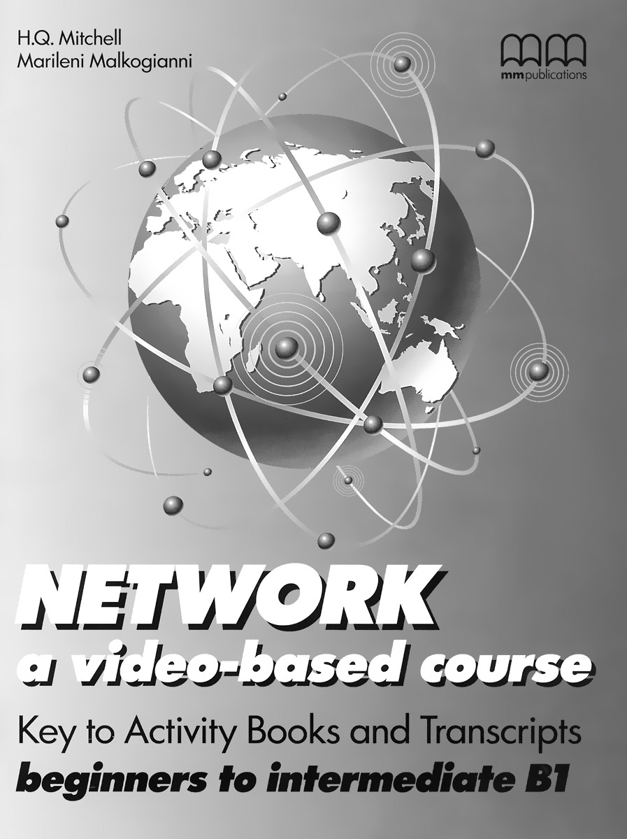 Network: Beginners to Intermediate: A Video-based Course network pre intermediate b1 a video based course dvd