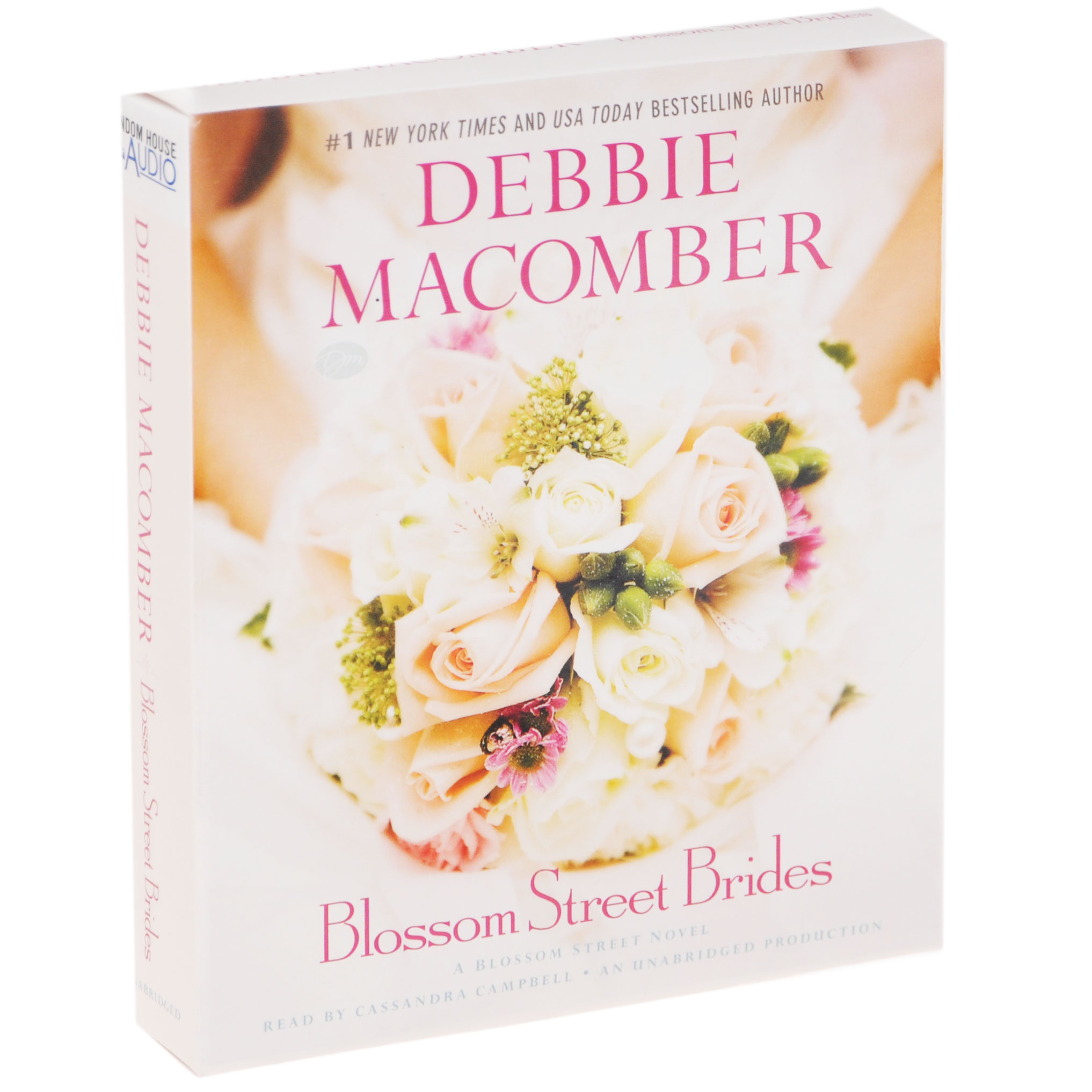 Blossom Street Brides (аудиокнига на 9 CD)
