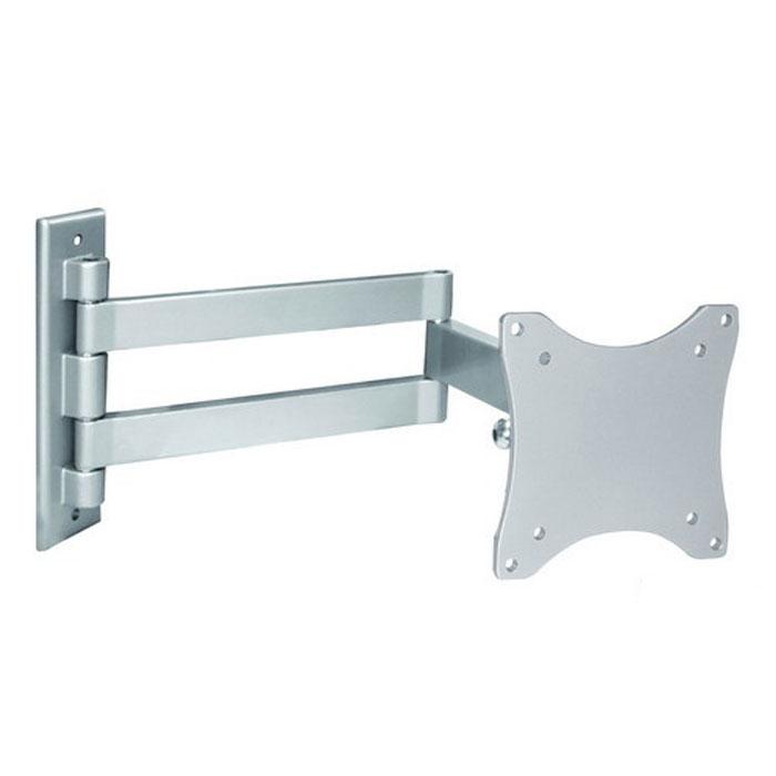 ТВ Кронштейн Arm media LCD-7101 silver (10013) кронштейн arm media lcd 7101 до 15кг white