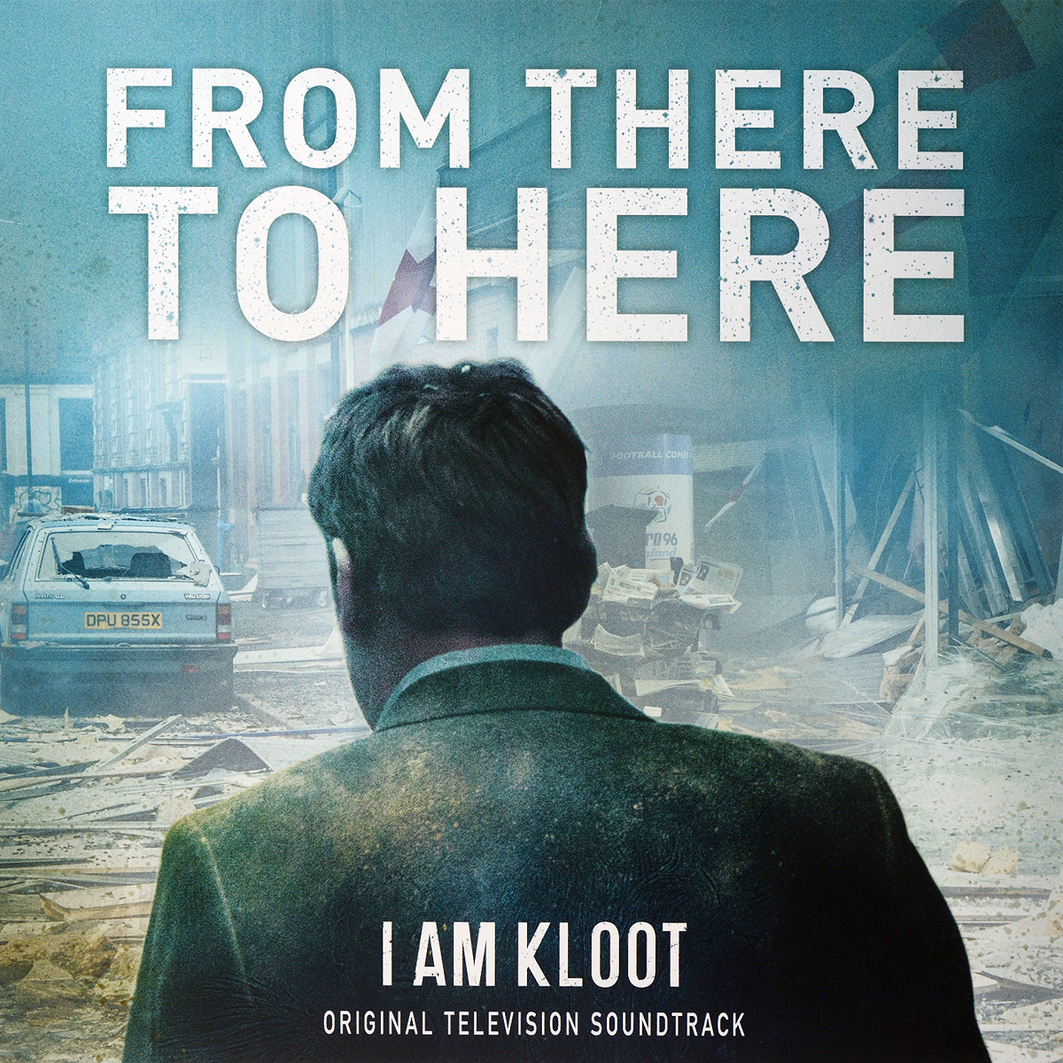 I Am Kloot I Am Kloot. From There To Here (LP) from here to absurdity