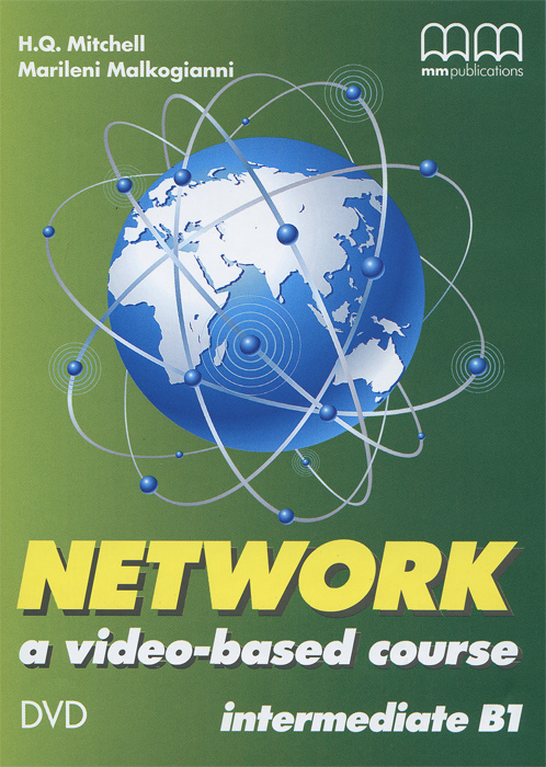 Network: Pre-Intermediate B1: A Video-based Course DVD times newspaper reading course of intermediate chinese 1 комплект из 2 книг