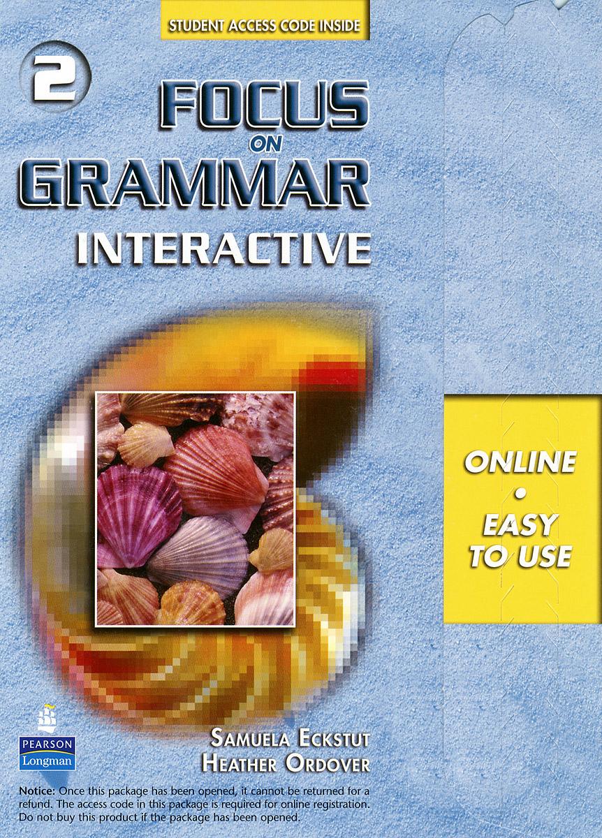 Focus on Grammar Interactive 2 focus on grammar 2 teacher s manual cd rom