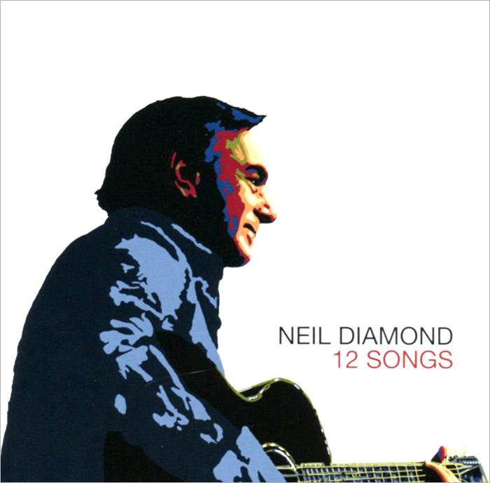 лучшая цена Нил Даймонд Neil Diamond. 12 Songs