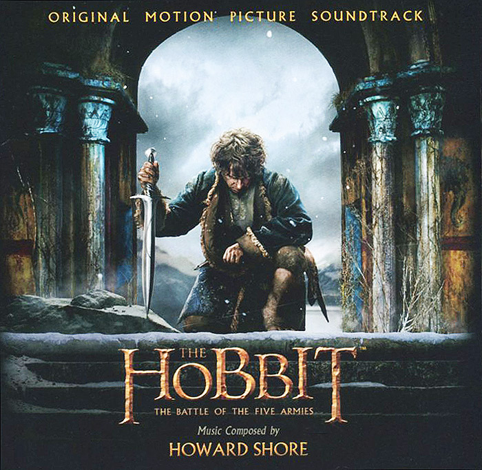 The Hobbit. The Battle Of The Five Armies. Original Montion Picture Soundtrack (2 CD) the last picture show original recordings featured in the soundtrack